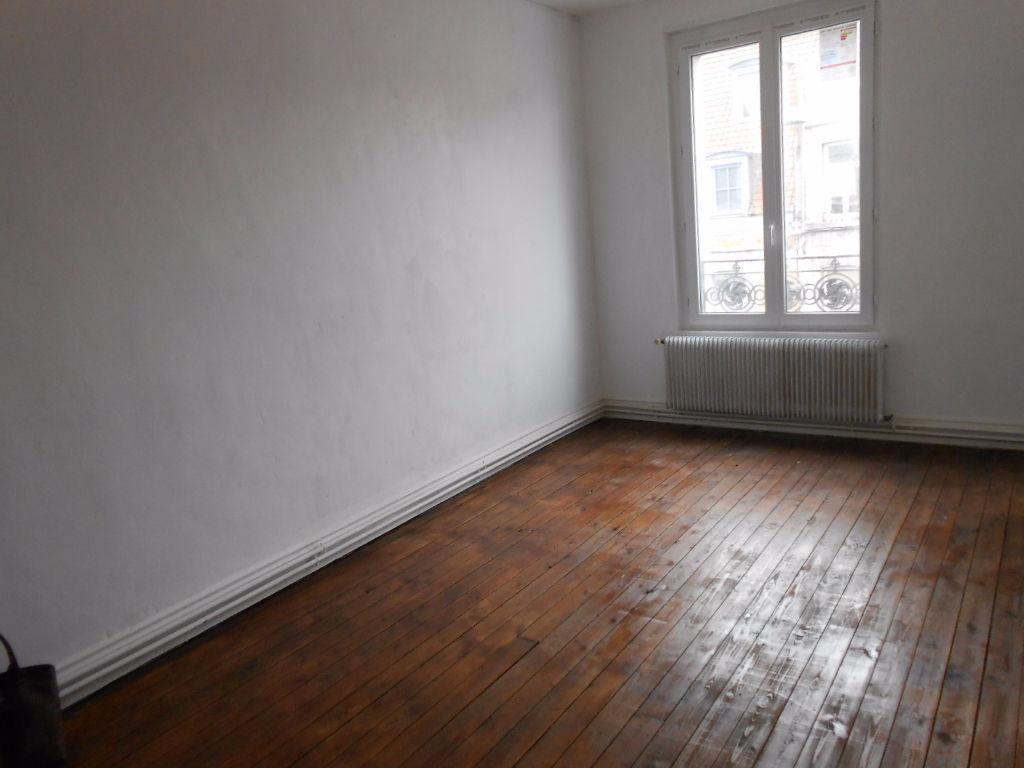 Appartement de type 3 centre ville DOUAI